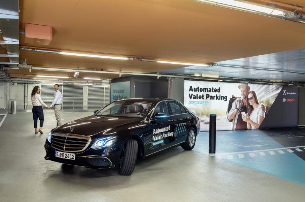 parking realmente automático